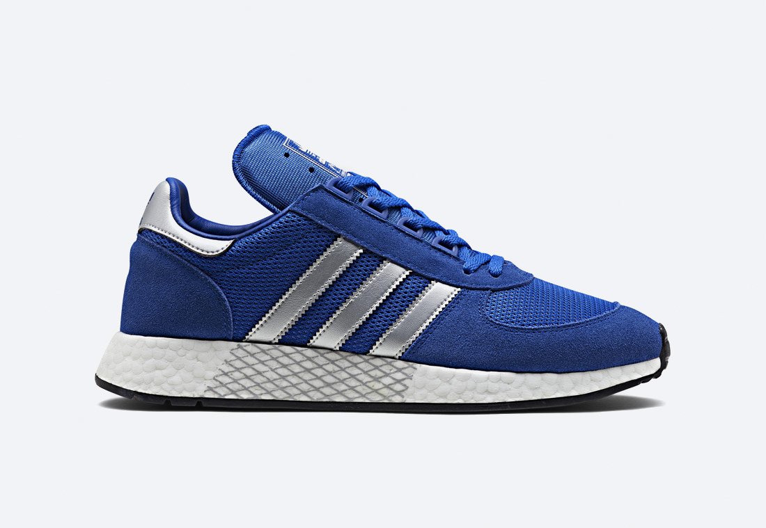 adidas Originals Marathonx5923 — boty — sneakers — tenisky — modré