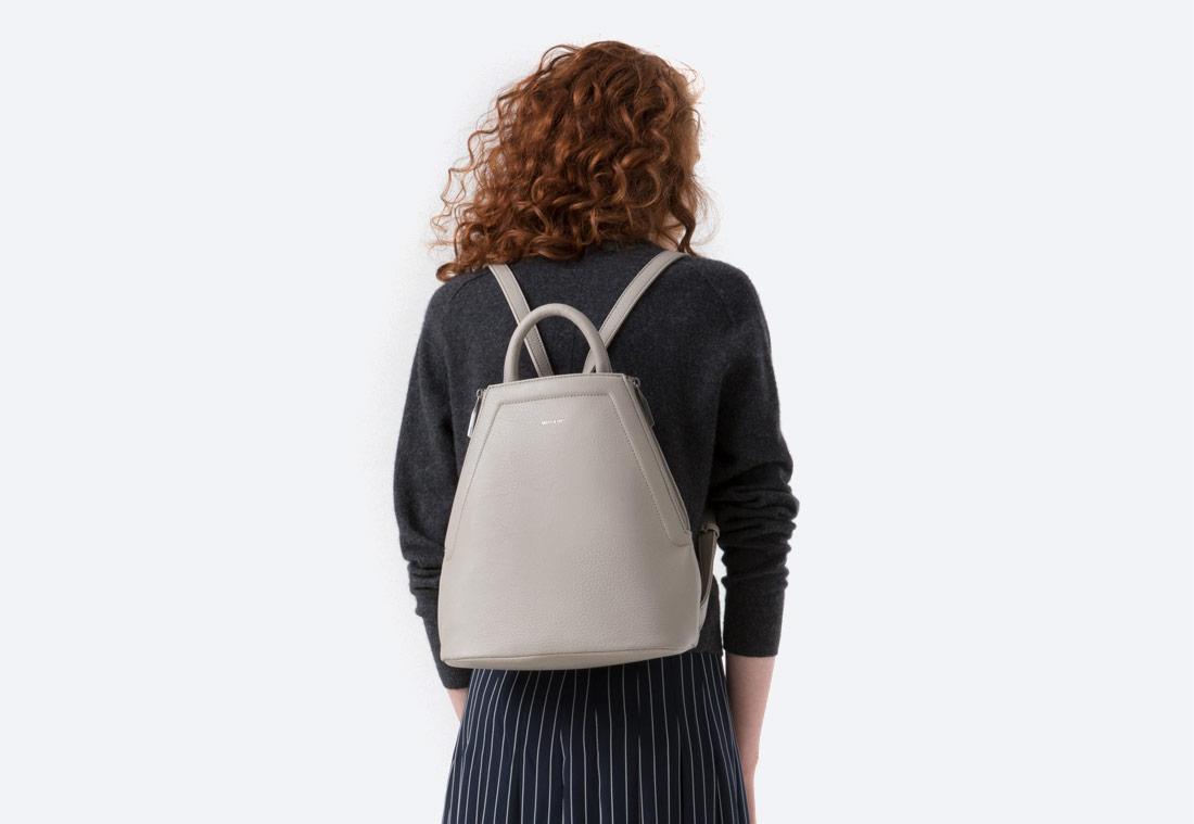 Elegantní dámské batohy MATT & NAT z umělé kůže