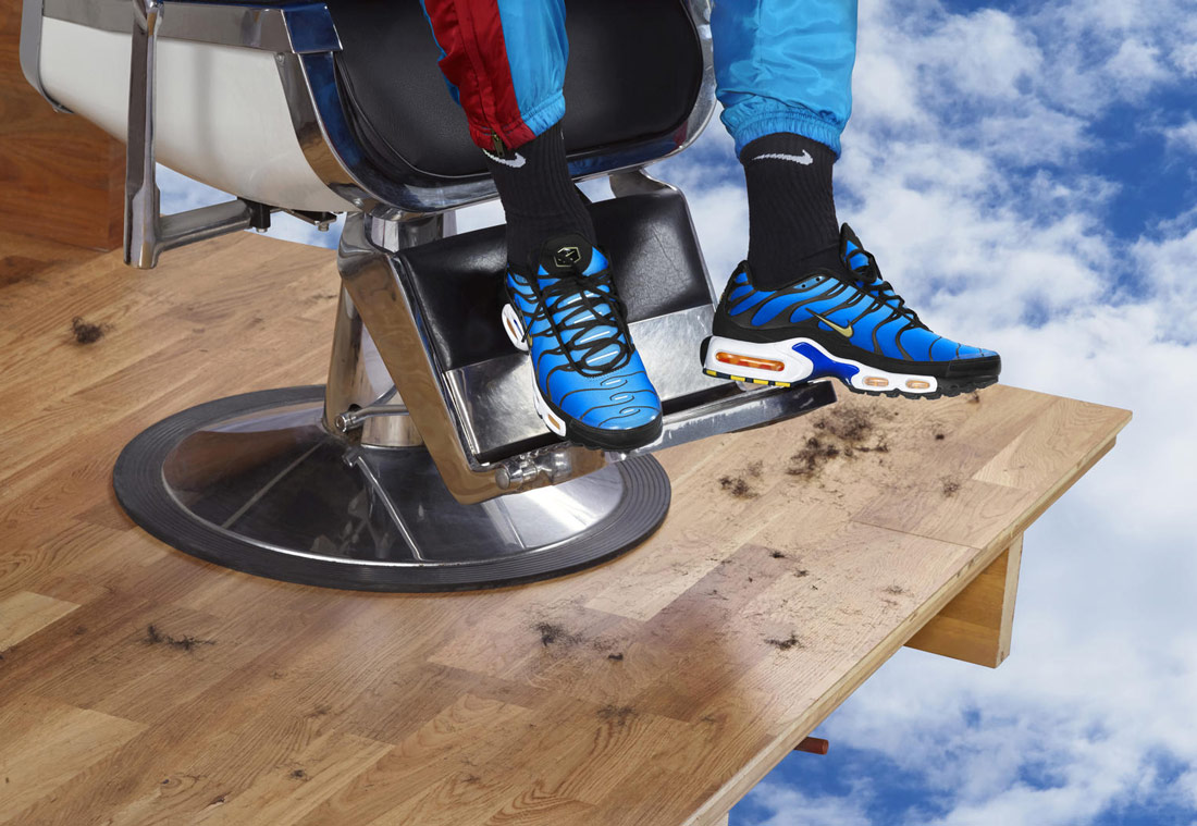 Nike Air Max Plus — boty
