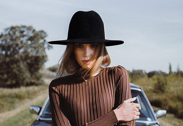 Paris+Hendzel — zimní kšiltovky a klobouky