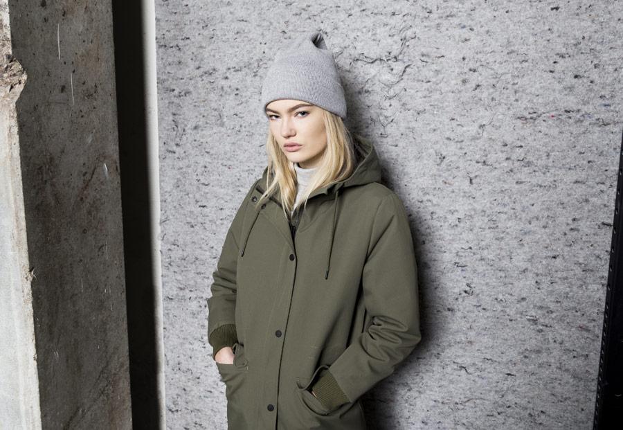 Selfhood — zimní parky, bundy, kabáty — dámské