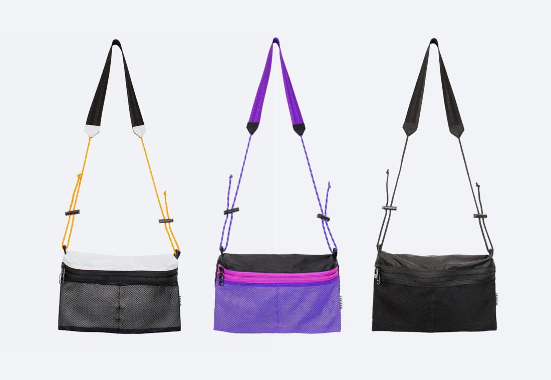 Taikan Sacoche — tašky přes rameno