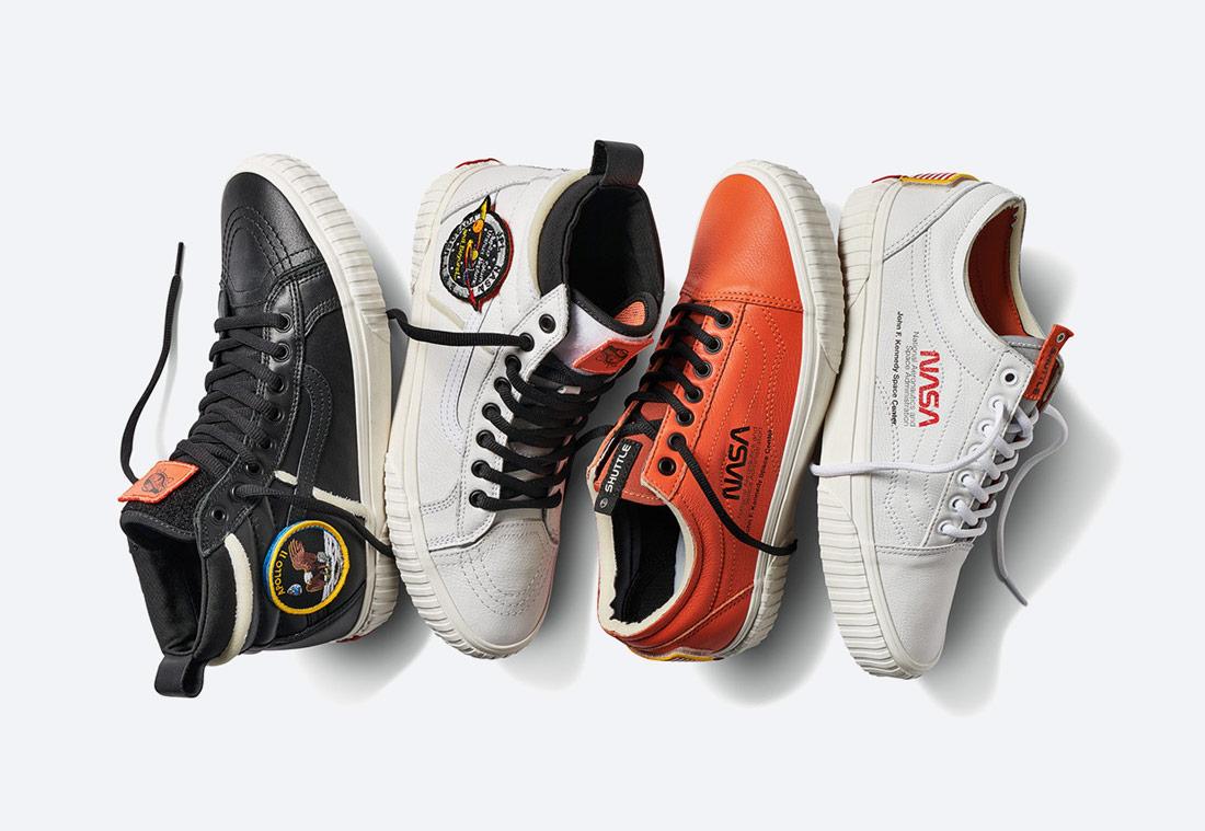 Vans x NASA Space Voyager — boty a oblečení z unikátní kolekce