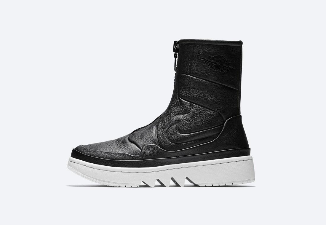 Nike Air Jordan 1 Jester XX — dámské vysoké boty bez tkaniček — zimní