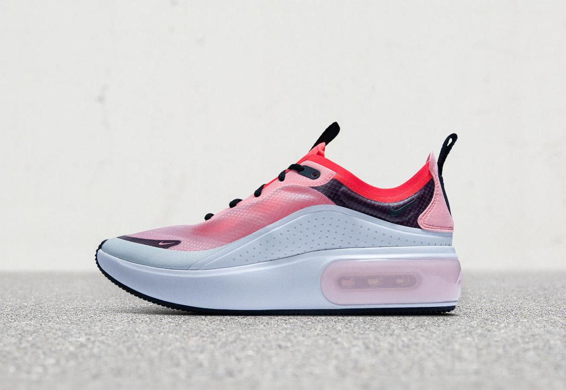 a5812c60a87b Nike Air Max Dia — dámské boty — sneakers — tenisky — modré