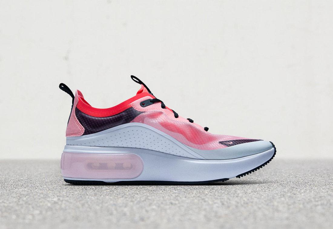 Nike Air Max Dia — dámské boty — sneakers — tenisky — modré