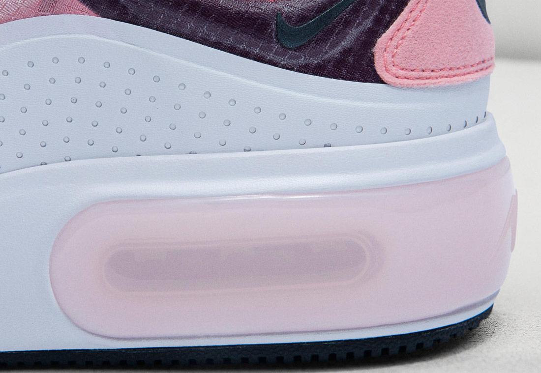Nike Air Max Dia — jednotka Air — detail