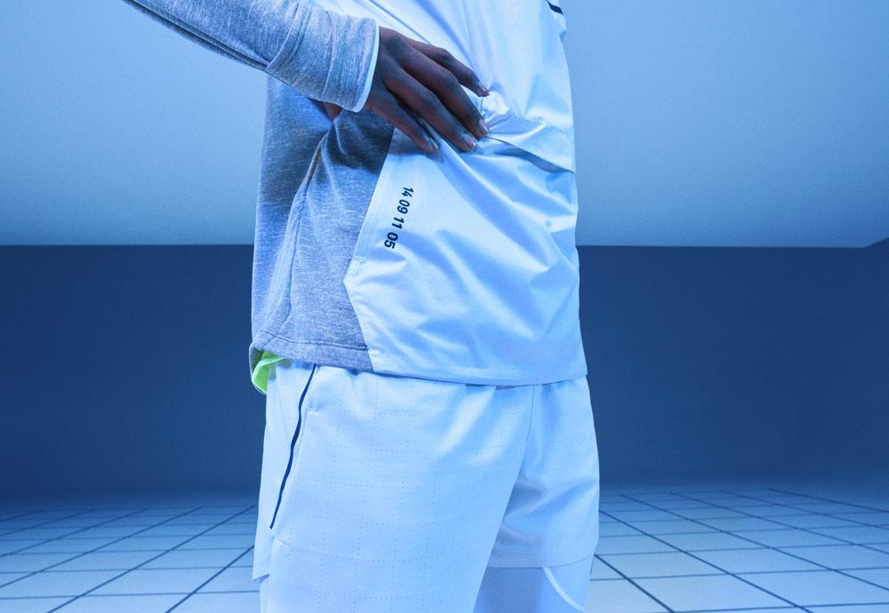 Nike Tech Pack Spring 2019 — sprotovní oblečení — bílý pullover s kapucí