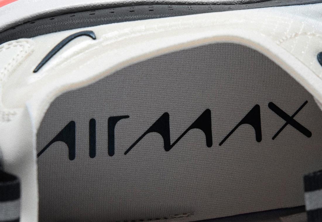 Nike Air Max Dia — stélka — detail