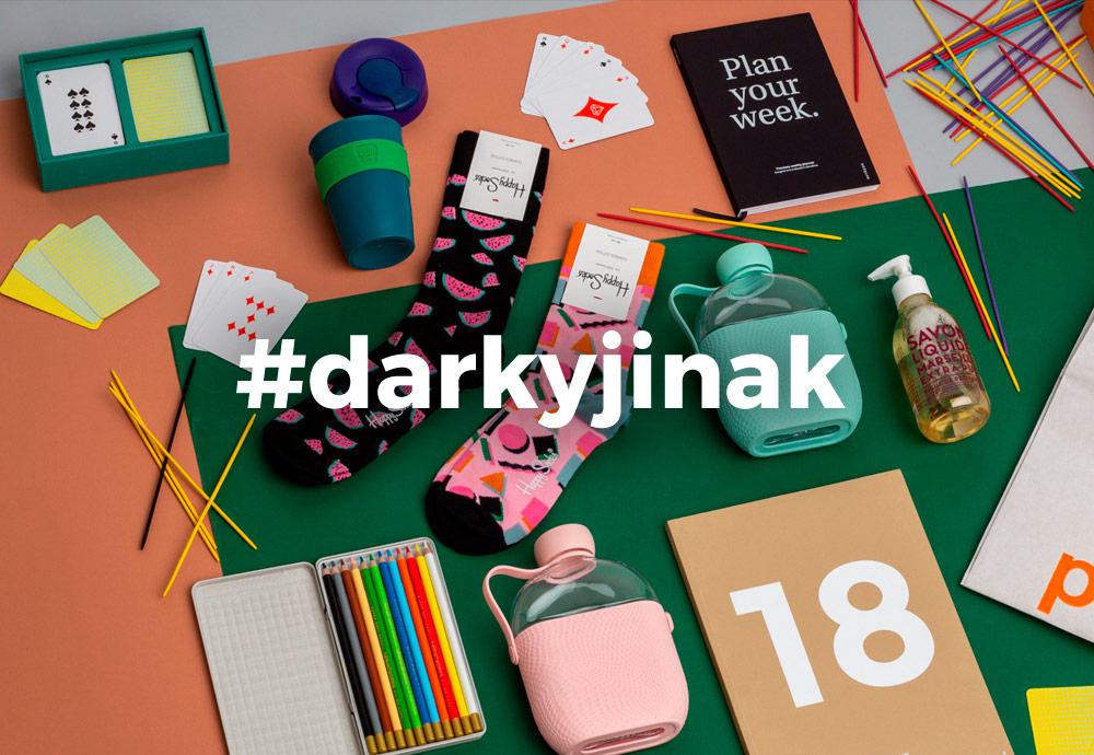 Tipy na vánoční dárky z obchodu Freshlabels #darkyjinak