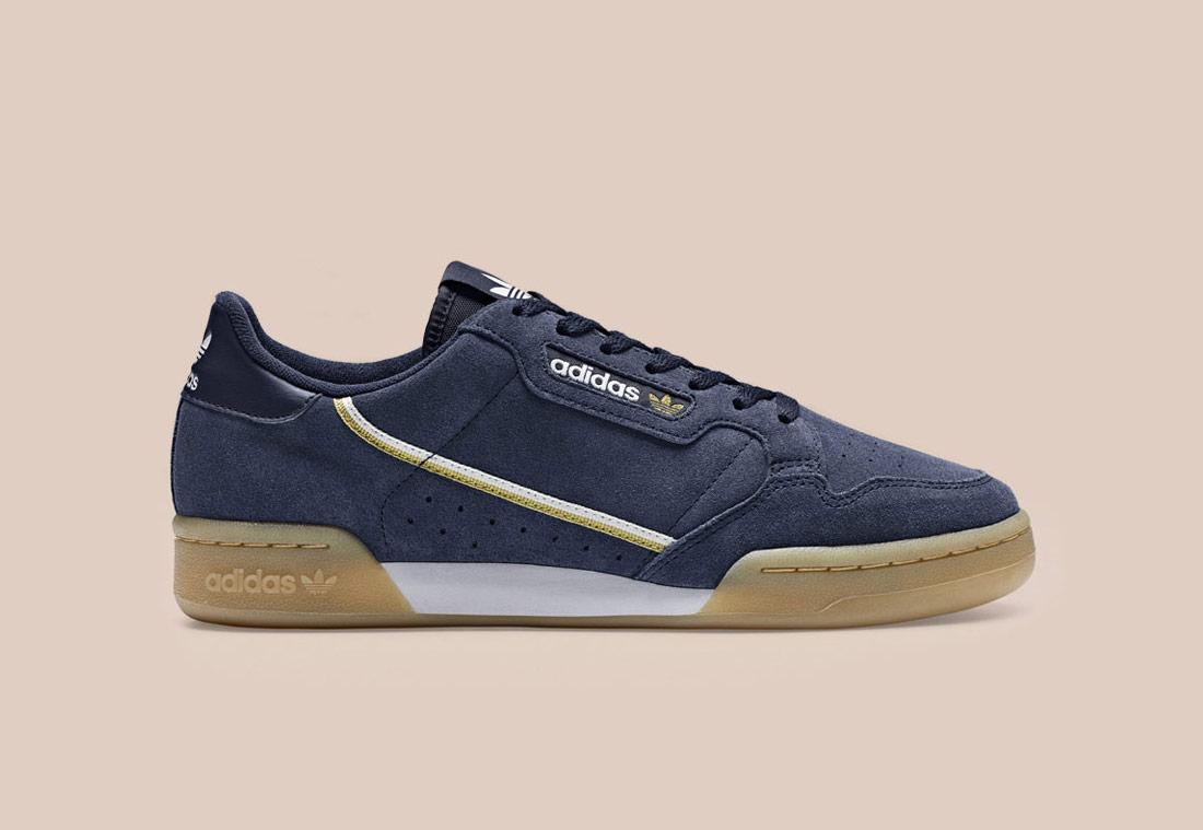 adidas Originals Continental 80 — tenisky — boty — pánské, dámské — sneakers