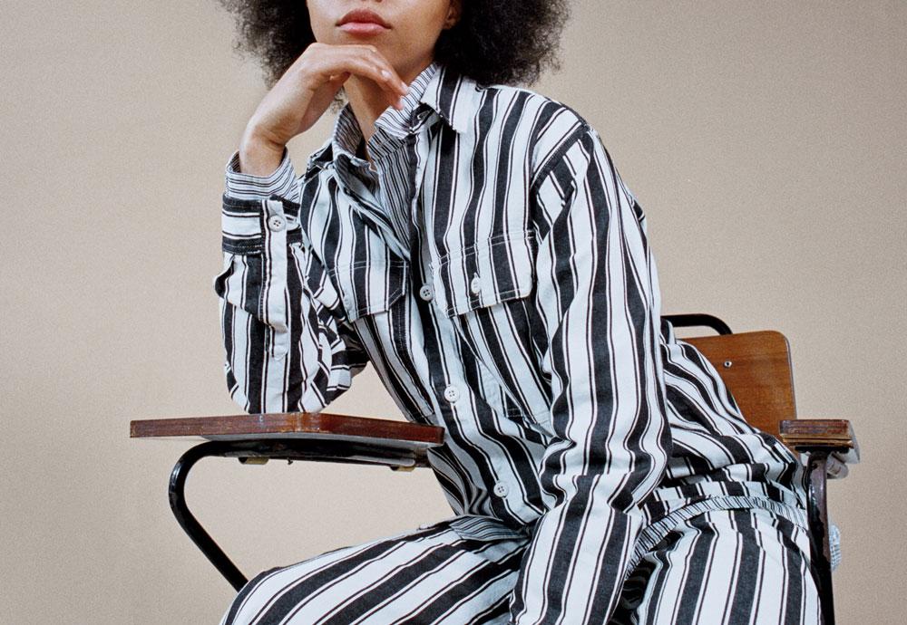 Carhartt WIP — dámská street móda — jaro/léto 2019
