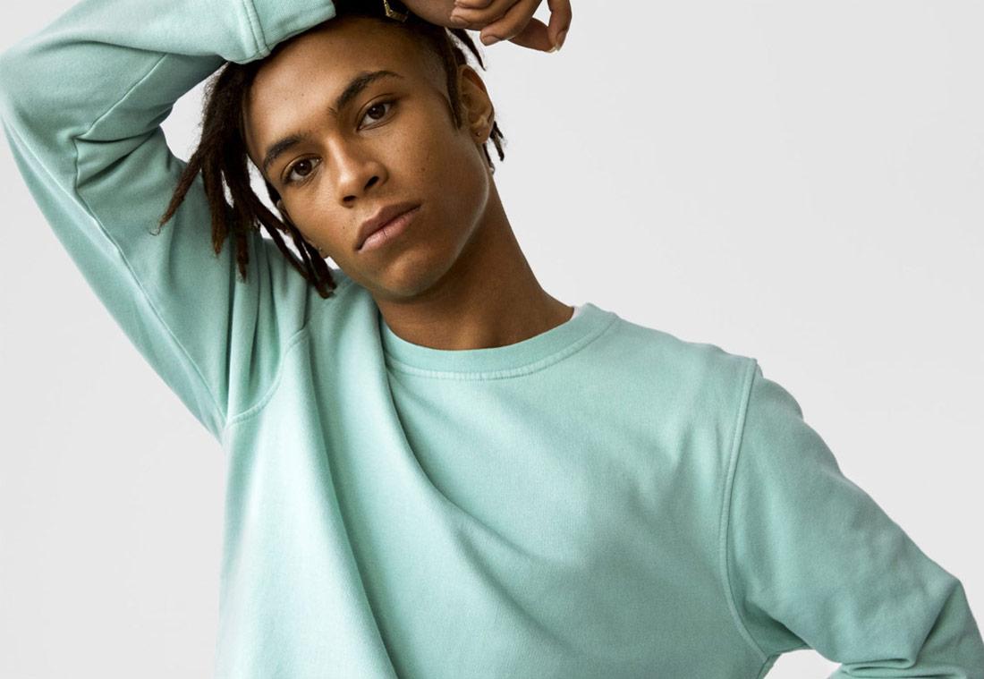 Colorful Standard — basic mikiny a trička bez potisku – unisex