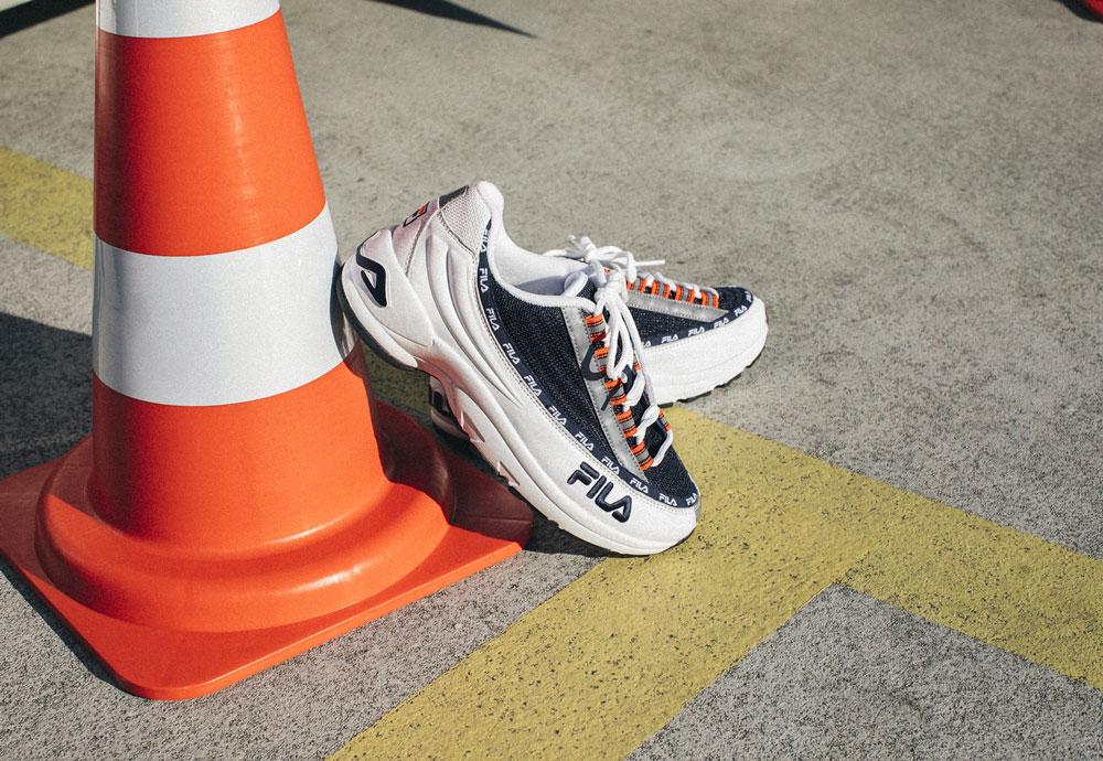 Fila DSTR97 — boty — sneakers