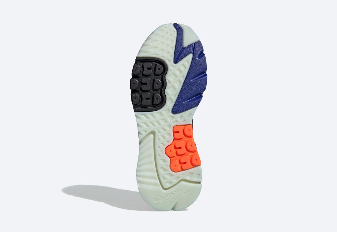adidas Originals Nite Jogger Boost — podrážka — detail