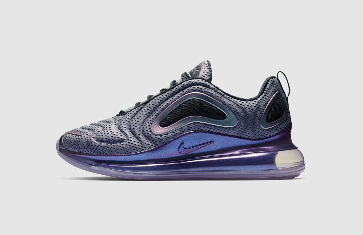 Nike Air Max 720 — boty — fialové — purple — Northern Lights Night — sneakers — tenisky — Airmaxy
