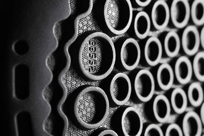Nike PG3 — Paul George — basketbalové boty — podrážka — detail