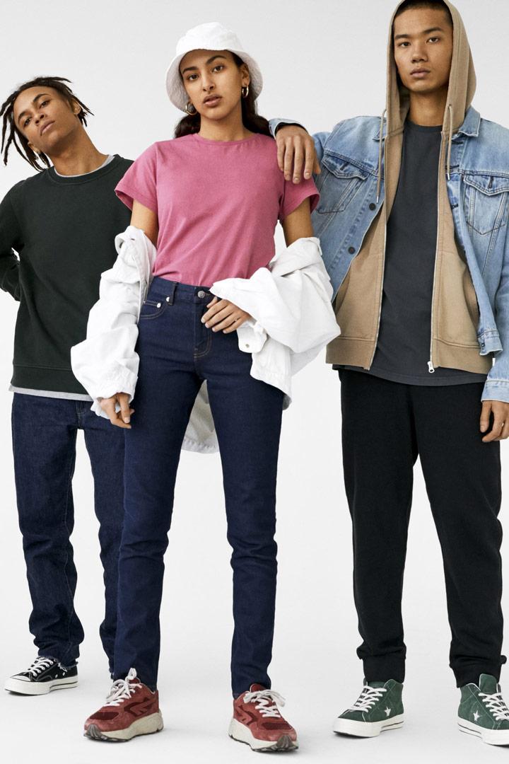 Colorful Standard — basic mikiny a trička bez potisku — panske, damske, unisex