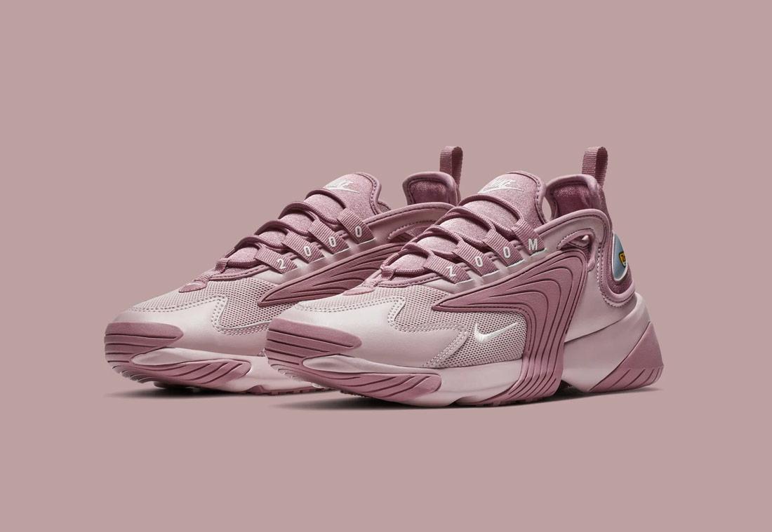 Nike Zoom 2K — dámské boty — růžové — sneakers