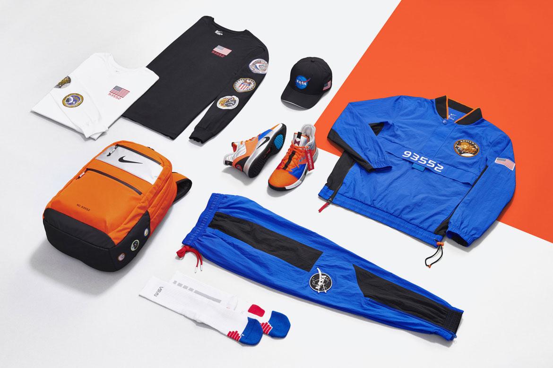 Nike PG3 — Paul George — oblečení, boty, doplňky — NASA