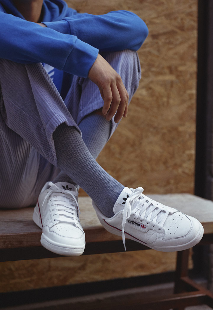 adidas Originals Continental 80 — boty — look 7