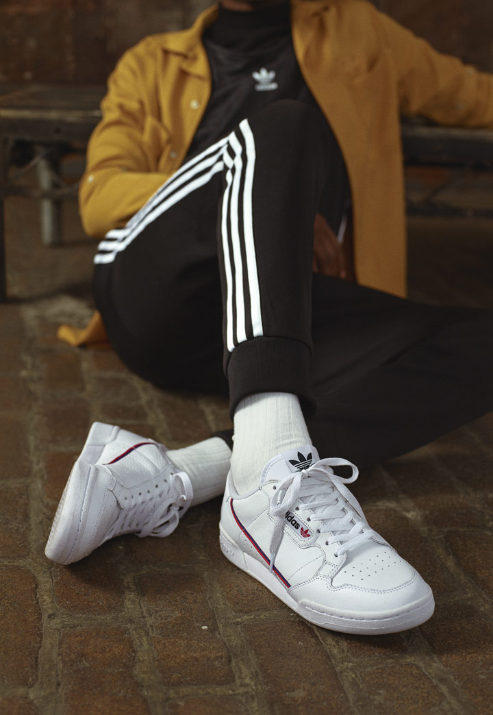 adidas Originals Continental 80 — boty — look 10