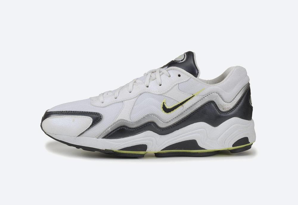 Nike Zoom Alpha 1996 — inspirační zdroj pro Nike Zoom 2K