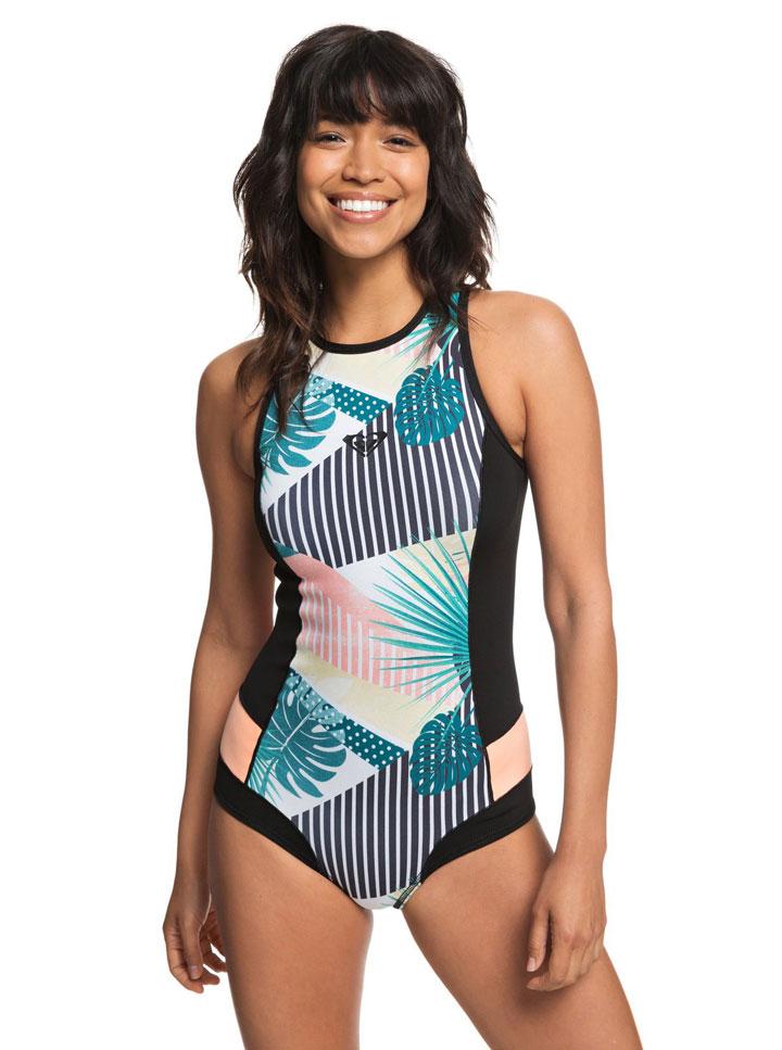 Roxy Pop Surf 2019 — dámské plavky — swimsuit