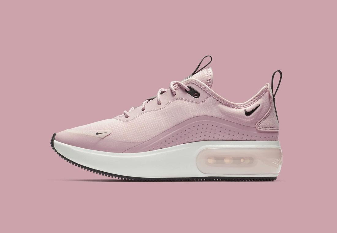 Nike Air Max Dia — dámské boty — růžové — pink — sneakers — tenisky