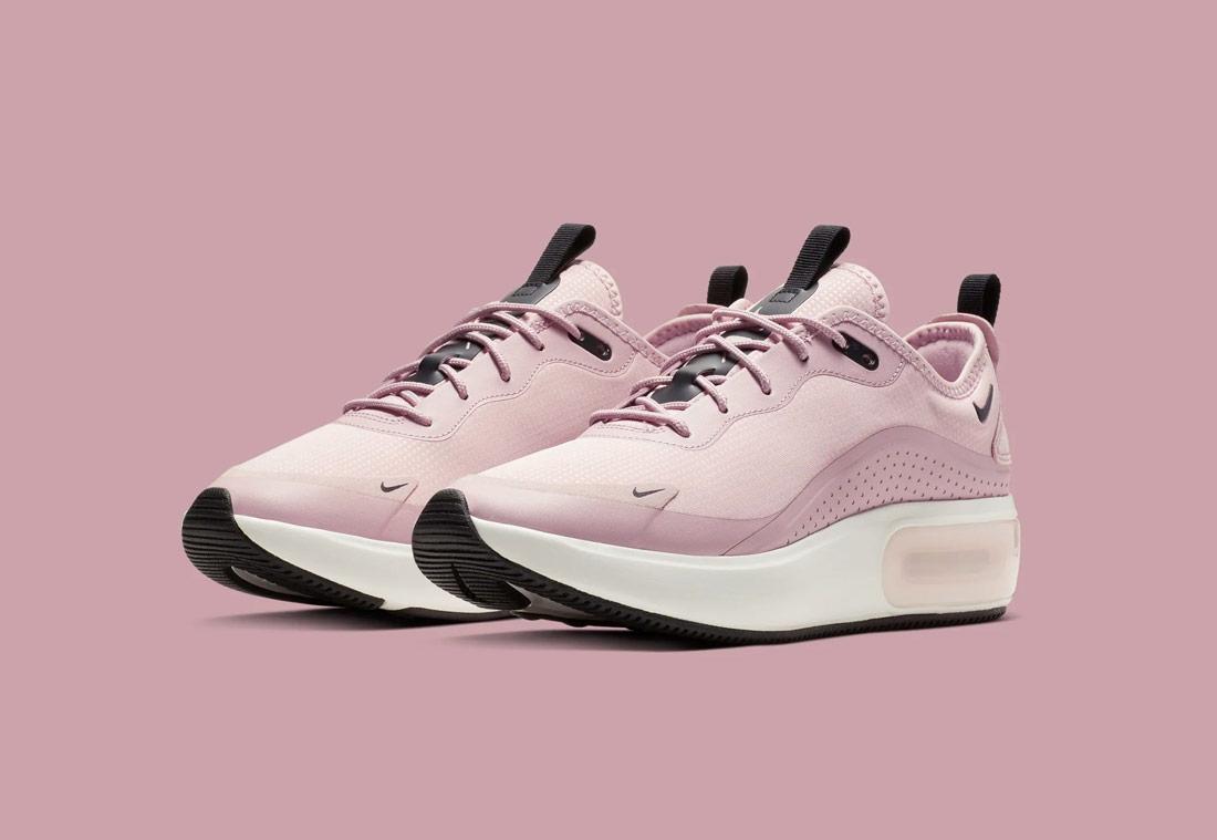 ae7f2e13f2d6 Nike Air Max Dia — dámské boty — růžové — pink — sneakers — tenisky