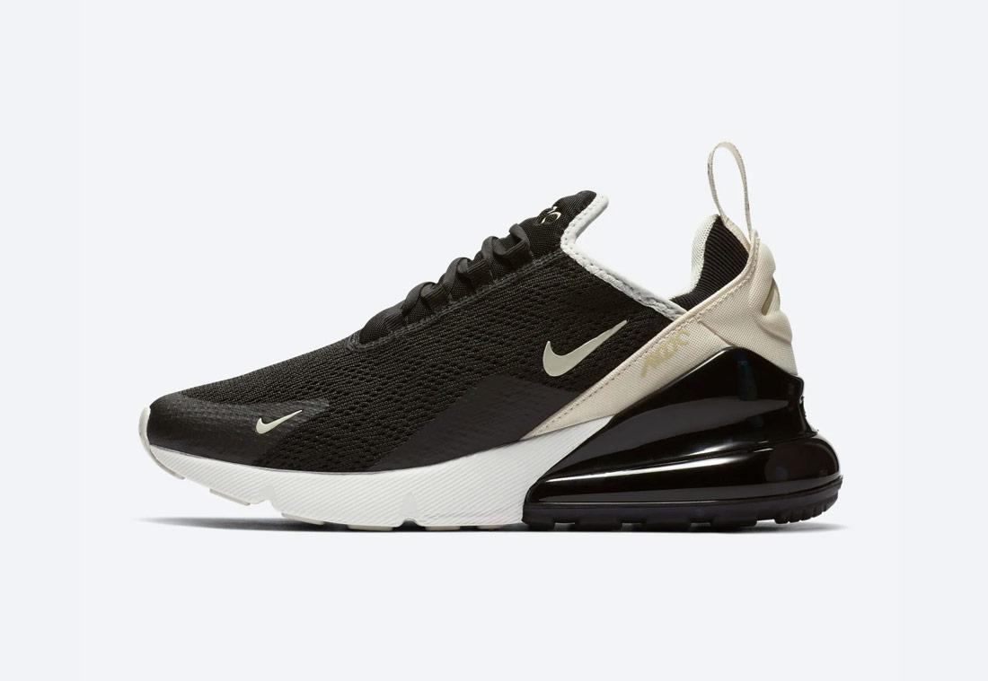 Nike Air Max 270 — černé — dámské — sneakers — tenisky — Airmaxy