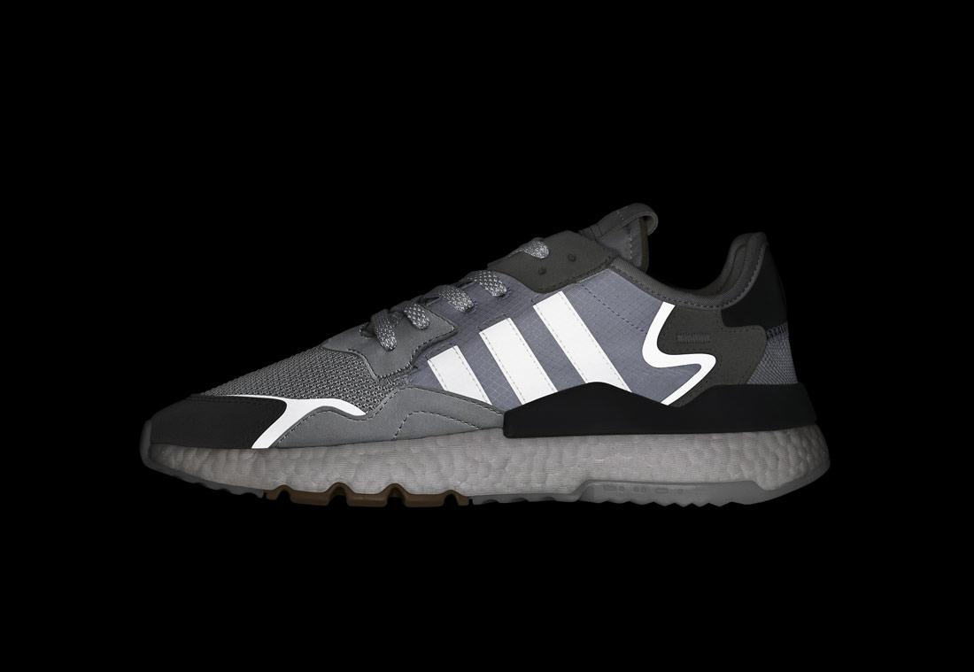 adidas Originals Nite jogger — reflexní prvky