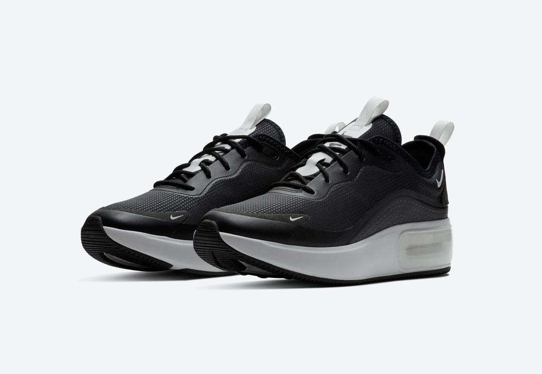 Nike Air Max Dia — dámské boty — černé — black — sneakers — tenisky