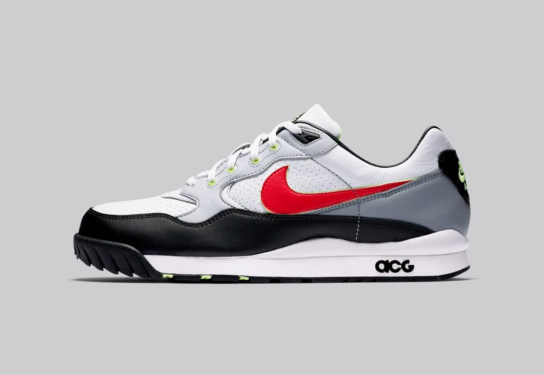 Nike Air Wildwood ACG — outdoorové boty — turistické — šedé — pánské, dámské — jaro 2019