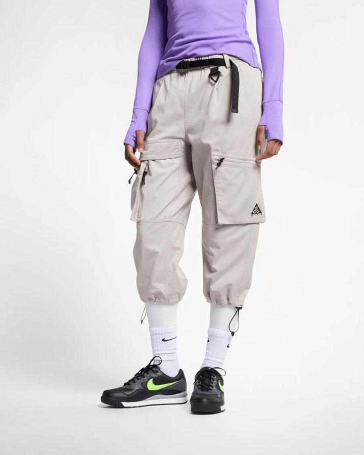 Nike ACG — zelené tričko s potiskem — jaro 2019