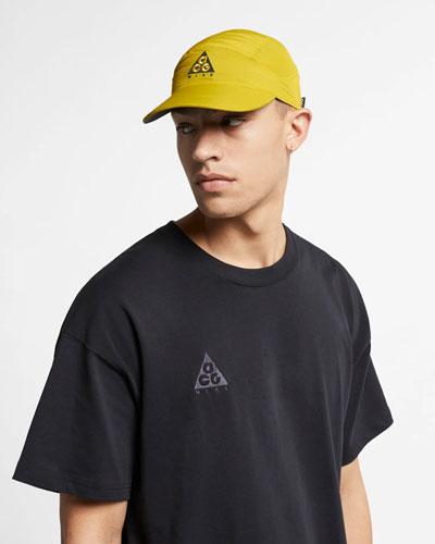 Nike ACG Tailwind — kšiltovka — žlutá — jaro 2019