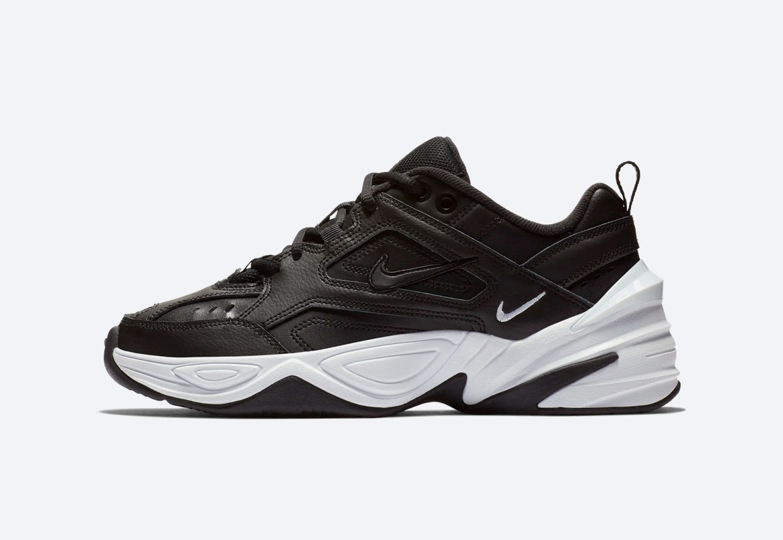 Nike M2K Tekno — dámské boty — tenisky — sneakers — černé — black — chunky ugly shoes