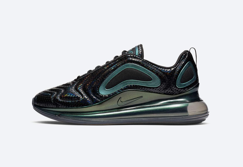 Nike Air Max 720 — duhové boty (iridescent) — dámské, pánské — tenisky — sneakers — Throwback Future Pack