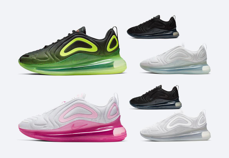 Nike Air Max 720 — jaro/léto 2019