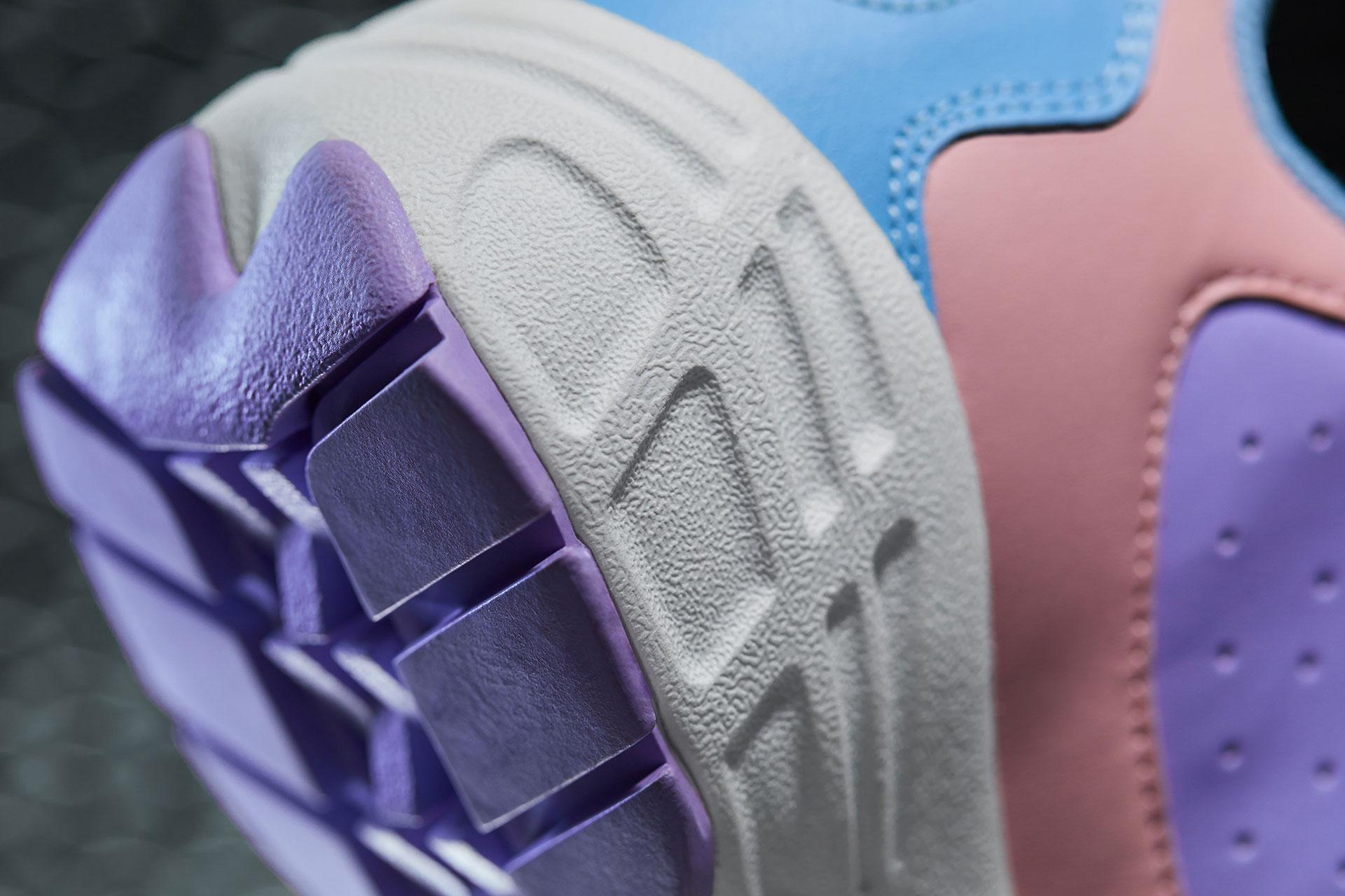 Fila Disruptor 3 — boty — podrážka — chunky sneakers