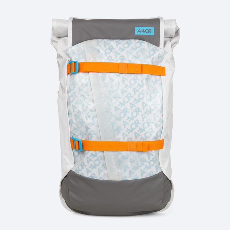 Aevor Lucid One — Trip Pack — batoh — outdoor — nepromokavý — bílý