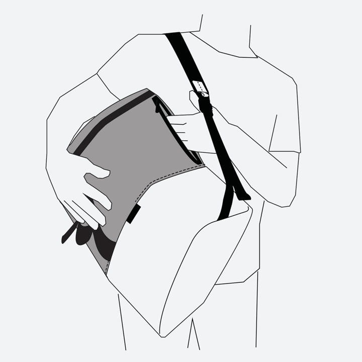 Freitag F600 Carter — nákres