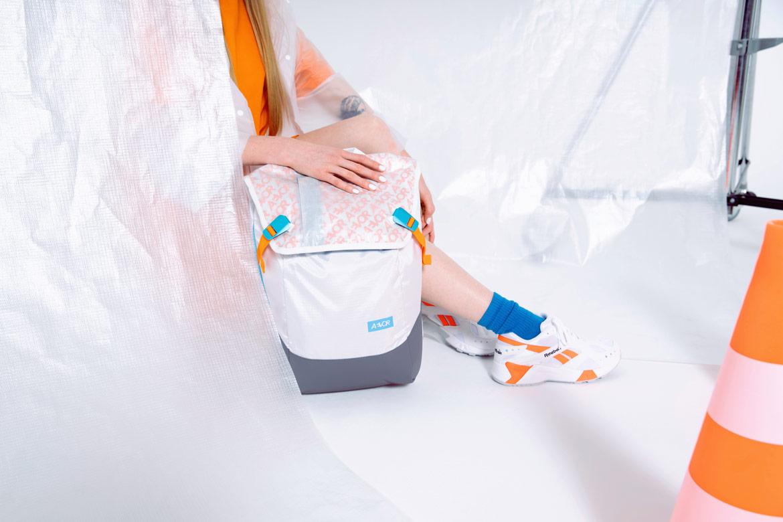 Aevor Lucid One — Daypack — batoh — městský — nepromokavý — bílý