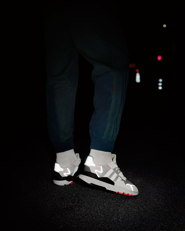 adidas Originals Nite Jogger — look