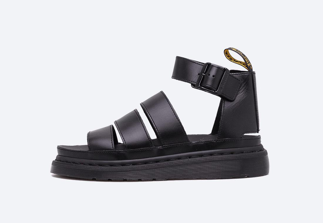 Dr. Martens Clarissa II – dámské sandály – černé
