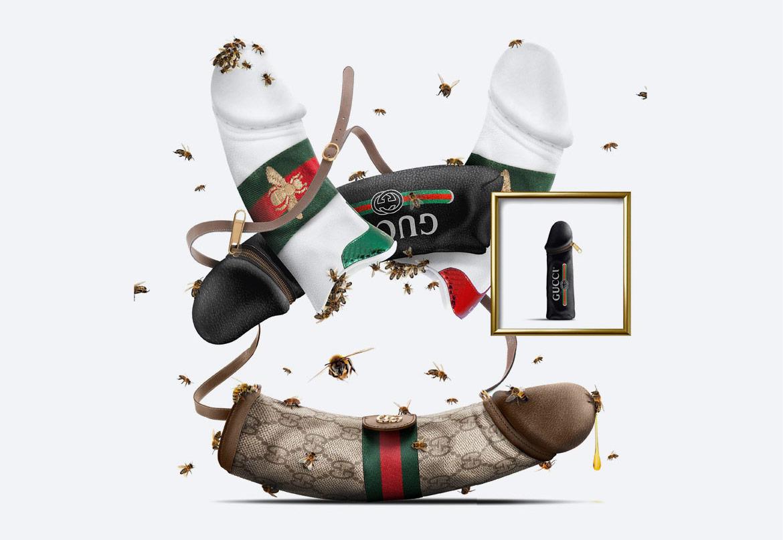 Dick Worldwide — virální kampaň nebo jen výtvarné vyjádření obsese značkami?