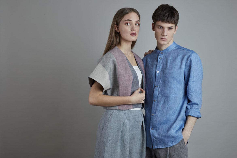 SISTERSCONSPIRACY — lněné oblečení — dámské, pánské — kolekce LEN