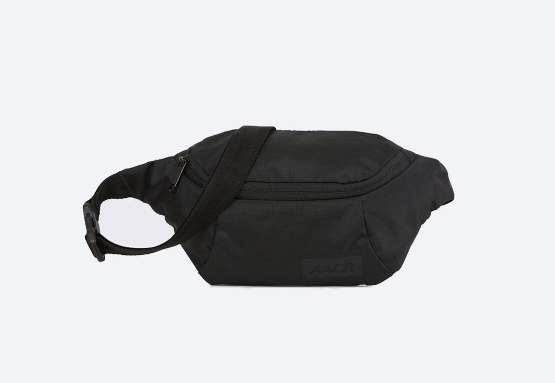 Ledvinka — Aevor Hip Bag — černá — pánská, dámská