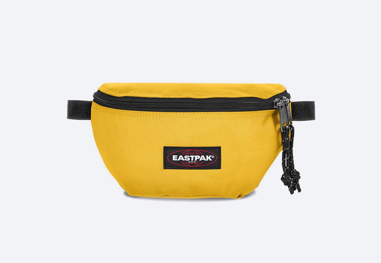 Ledvinka — Eastpak Springer — žlutá — pánská, dámská