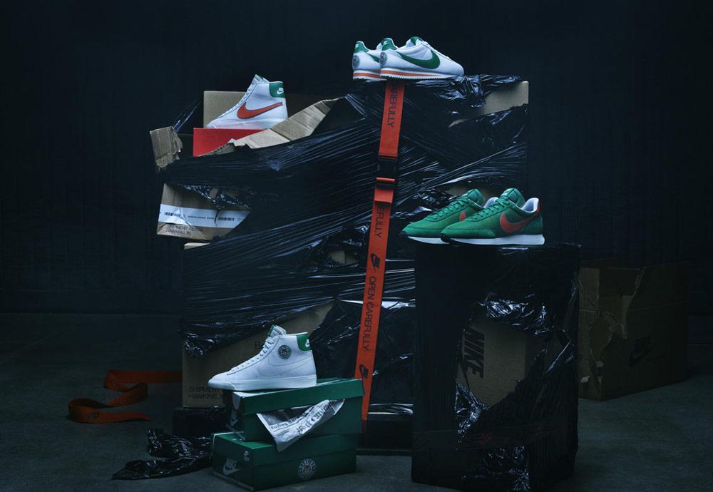 Nike x Stranger Things — boty, oblečení